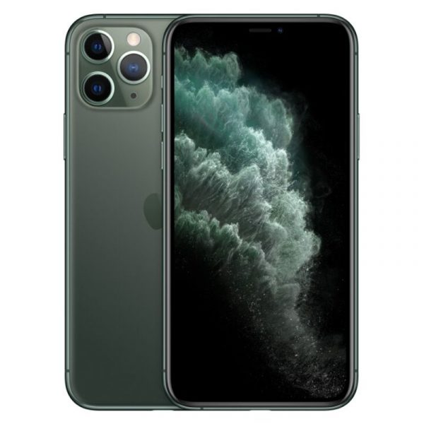 Смартфон Apple iPhone 11 Pro 256 Gb Midnight Green (зеленый)