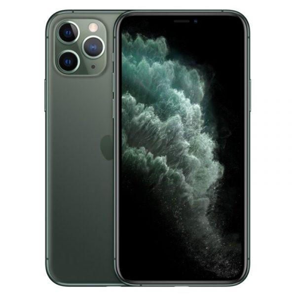 Смартфон Apple iPhone 11 Pro 64 Gb Midnight Green (зеленый)
