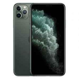 Смартфон Apple iPhone 11 Pro Max 256 Gb Midnight Green (зеленый)