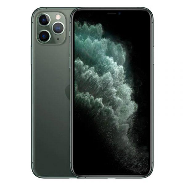 Смартфон Apple iPhone 11 Pro Max 256 Gb Midnight Green (зеленый)