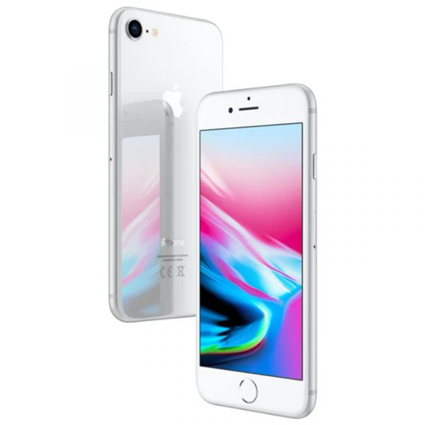 Смартфон Apple iPhone 8 64 Gb Silver (Серебристый)-1