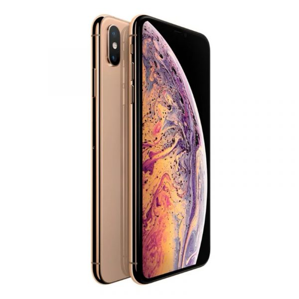 Смартфон Apple iPhone XS Max 256 Gb Gold (золотой)-1