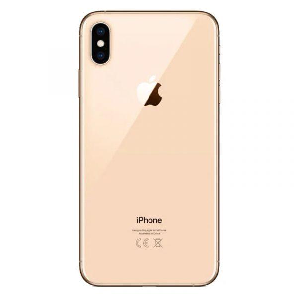 Смартфон Apple iPhone XS Max 512 Gb Gold (золотой)-3