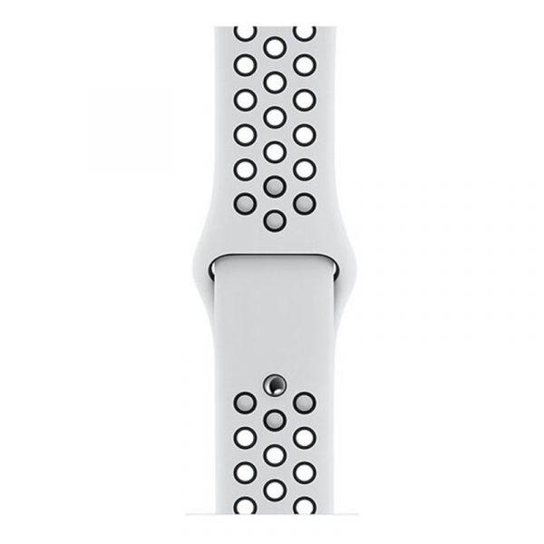 Умные часы Apple Watch Nike Series 5, 40 мм, корпус из алюминия цвета, Silver (серебристый)-2