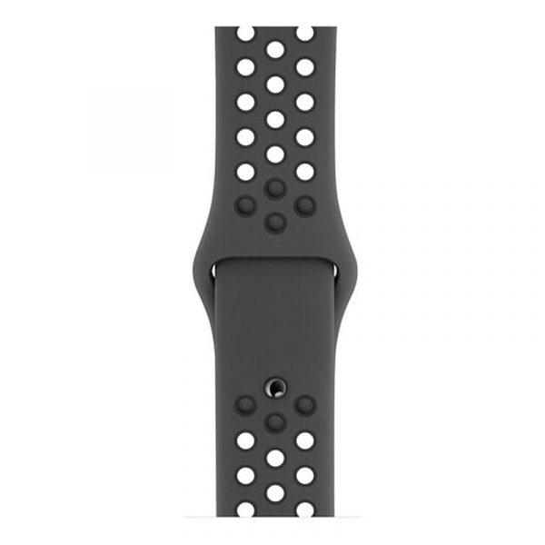 Умные часы Apple Watch Nike Series 5, 40 мм, корпус из алюминия цвета, Space Gray (серый космос)-2