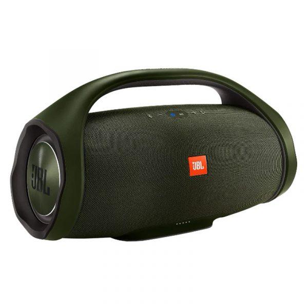 Аудио Колонка JBL Boombox Green (зеленый)-2