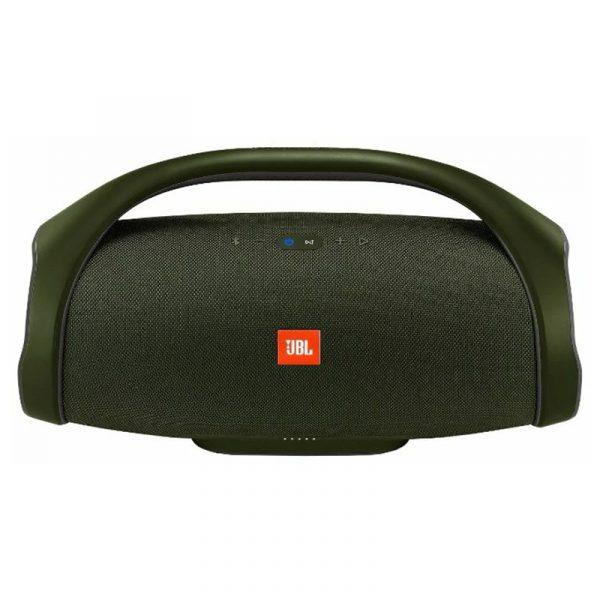 Аудио Колонка JBL Boombox Green (зеленый)