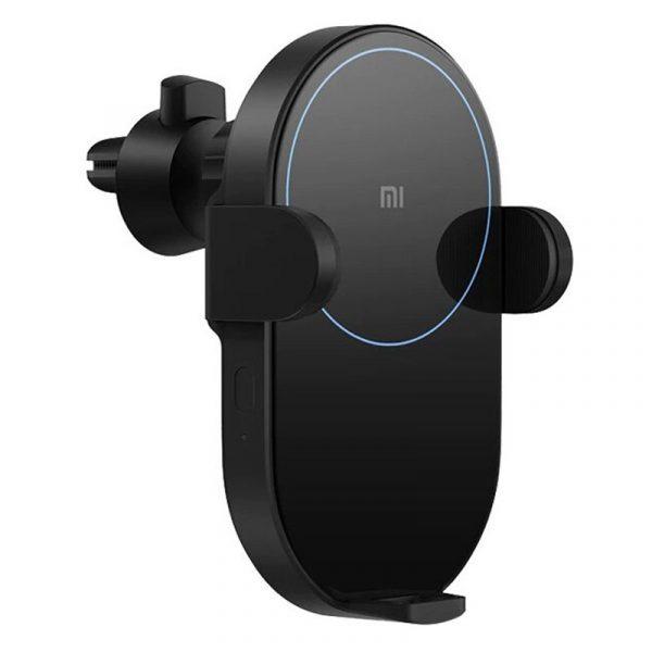 Автодержатель + Беспроводное ЗУ Xiaomi Wireless Car Charger 20W-1
