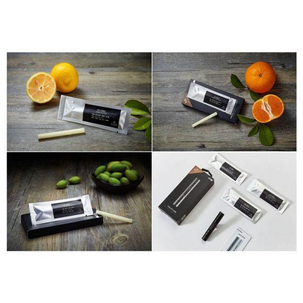 Автомобильный ароматизатор воздуха Xiaomi Guildford Car Air Aromatherapy Small Silver (Серебро)-4