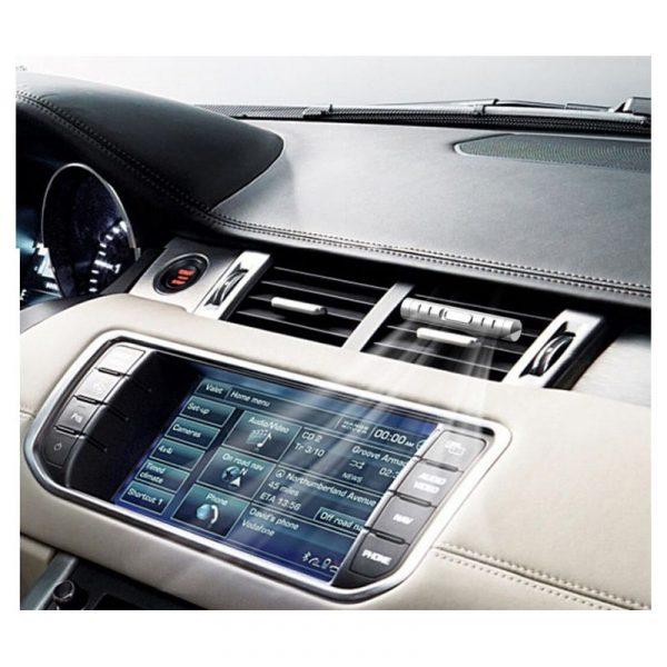 Автомобильный ароматизатор воздуха Xiaomi Guildford Car Air Aromatherapy Small Silver (Серебро)-2