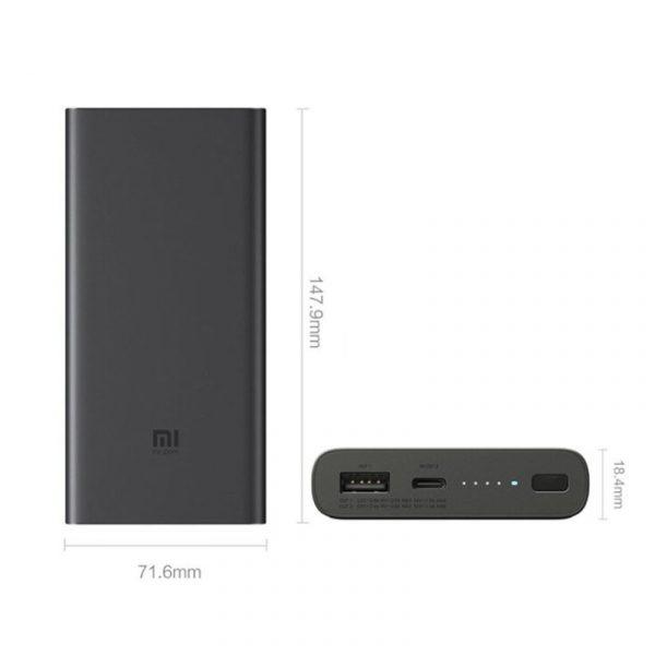 Батарея с беспроводной зарядкой Xiaomi Mi Wireless Charger 10000 mAh-4