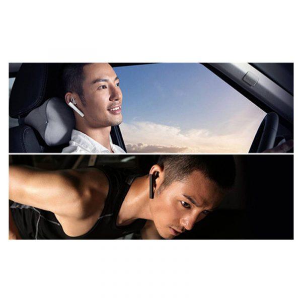 Беспроводная гарнитура Xiaomi Bluetooth Mi Headset Youth Version (черный)-4