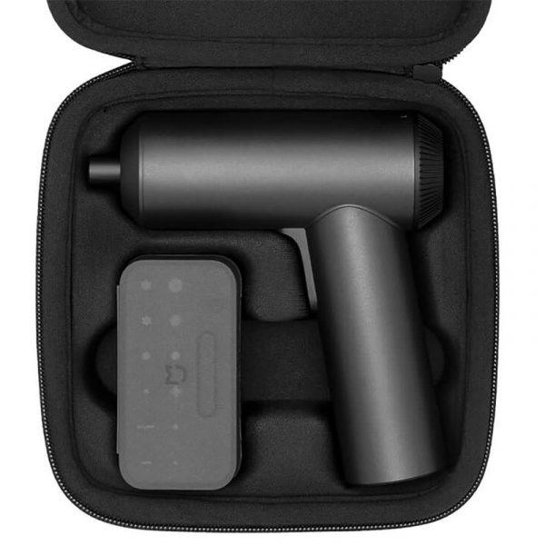 Электрическая отвертка Xiaomi Mijia Electric Screwdriver Gun Black (Черный)-5