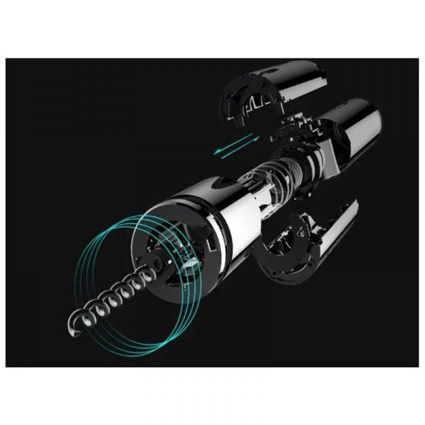 Электрический штопор Xiaomi Electric Wine Black (Черный)-6