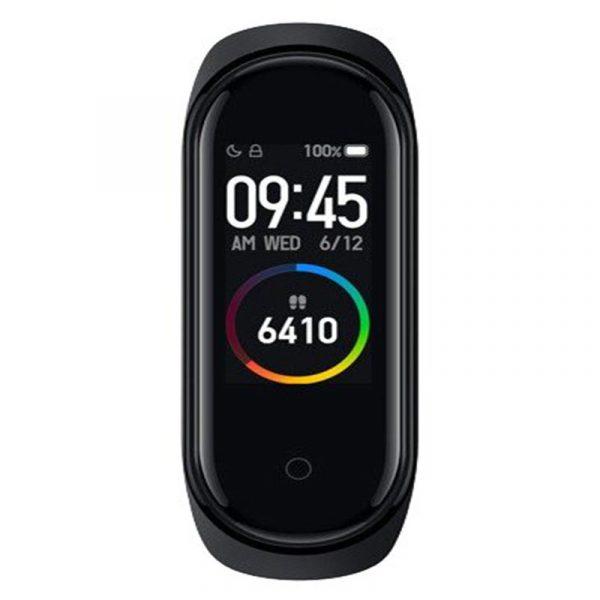 Фитнес-трекер Xiaomi Mi Band 4 Black (черный)-4
