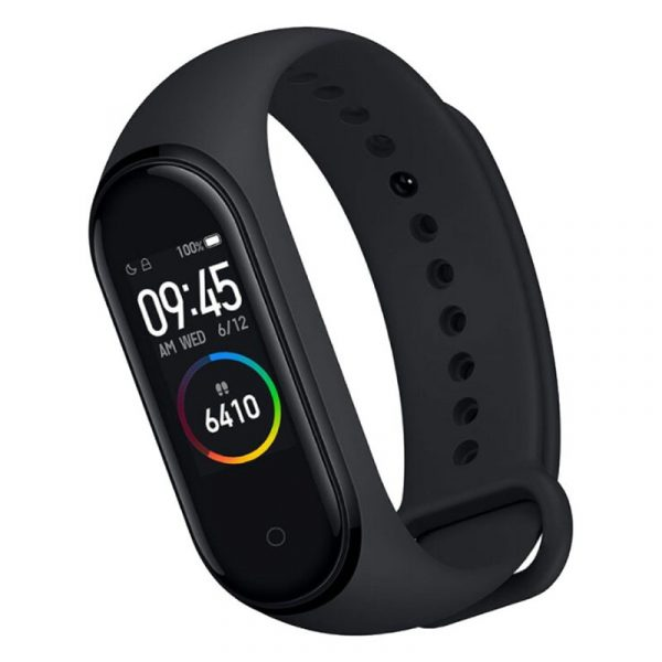 Фитнес-трекер Xiaomi Mi Band 4 Black (черный)-3