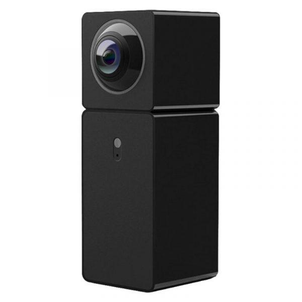 IP-камера Xiaomi Hualai Xiaofang Smart Dual Camera 360 Black (черный)-1