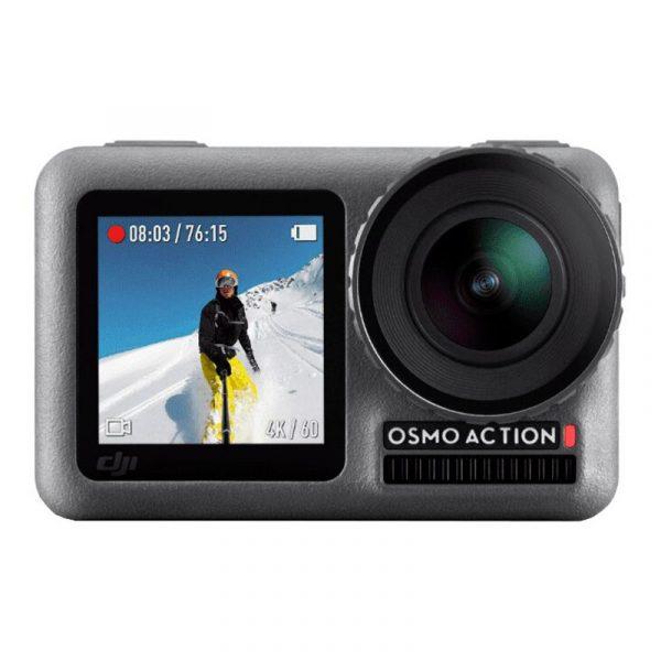 Экшн-камера DJI Osmo Action (черный)-1