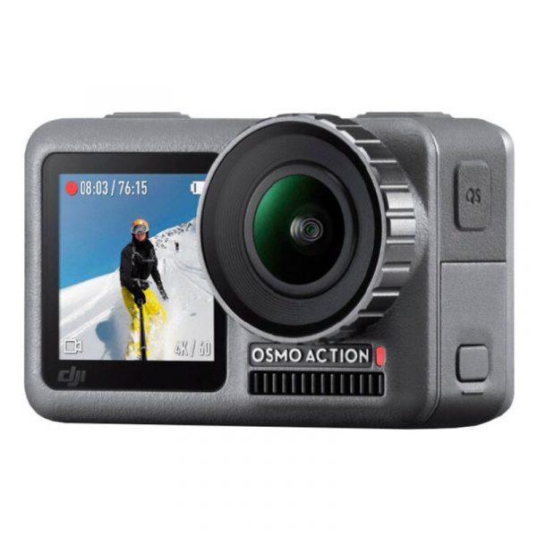 Экшн-камера DJI Osmo Action (черный)