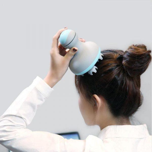 Вибромассажер ручной Xiaomi Mini Head Massage M2-9