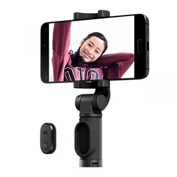 Монопод - штатив Xiaomi Selfie Stick Bluetooth Black (черный)-6