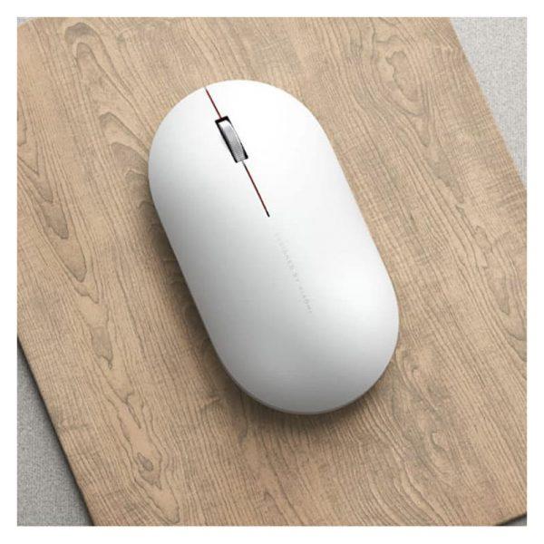 Беспроводная мышь Xiaomi Mi Wireless Mouse White USB (белая)-4