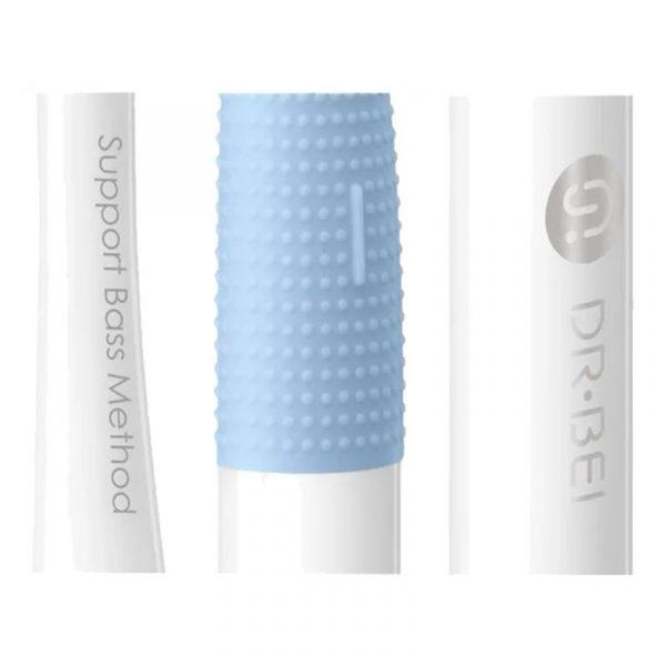 Набор зубных щеток Xiaomi Doctor BBass (4шт)-7