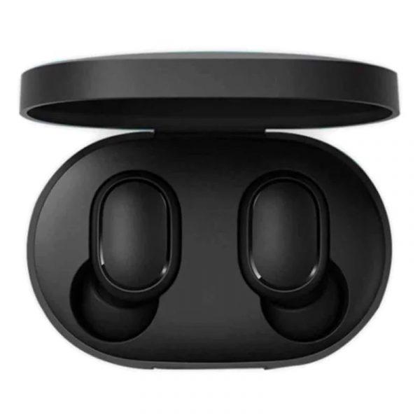 Наушники беспроводные Xiaomi Redmi AirDots (черные)-2