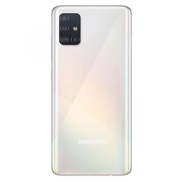 Смартфон Samsung Galaxy A51 (2019) 128 Gb White (Белый)-1