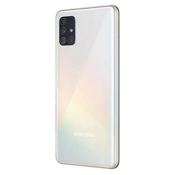 Смартфон Samsung Galaxy A51 (2019) 128 Gb White (Белый)-3