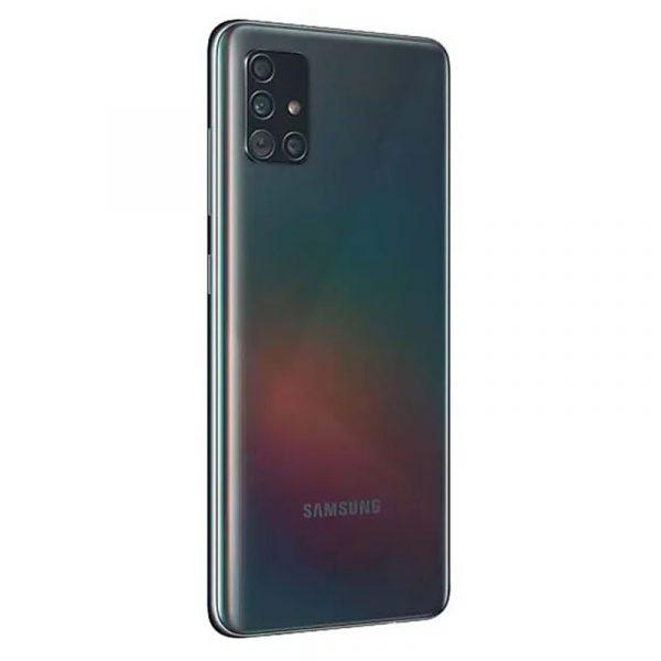 Смартфон Samsung Galaxy A51 (2019) 6/128 Gb Black (черный)-4