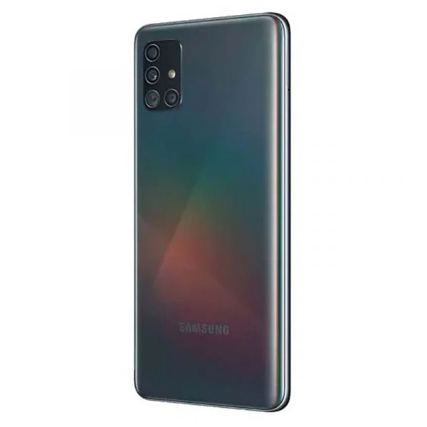 Смартфон Samsung Galaxy A51 (2019) 6/128 Gb Black (черный)-3