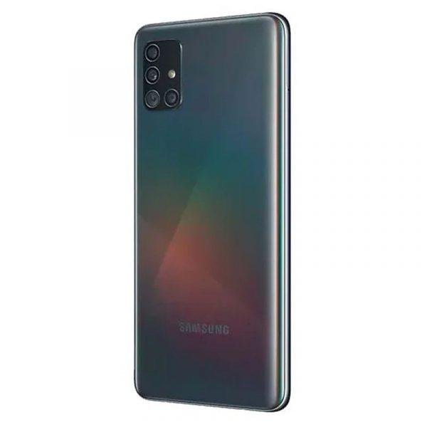 Смартфон Samsung Galaxy A51 (2019) 4/64 Gb Black (черный)-3