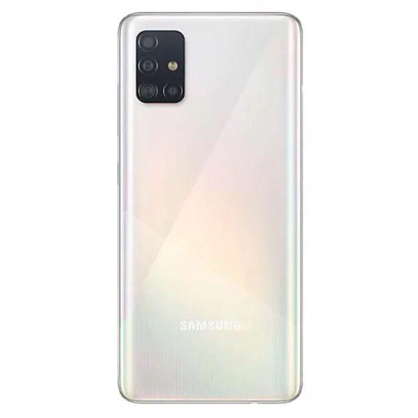 Смартфон Samsung Galaxy A51 (2019) 4/64 Gb White (белый)-1