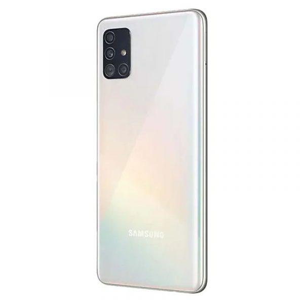 Смартфон Samsung Galaxy A51 (2019) 4/64 Gb White (белый)-3