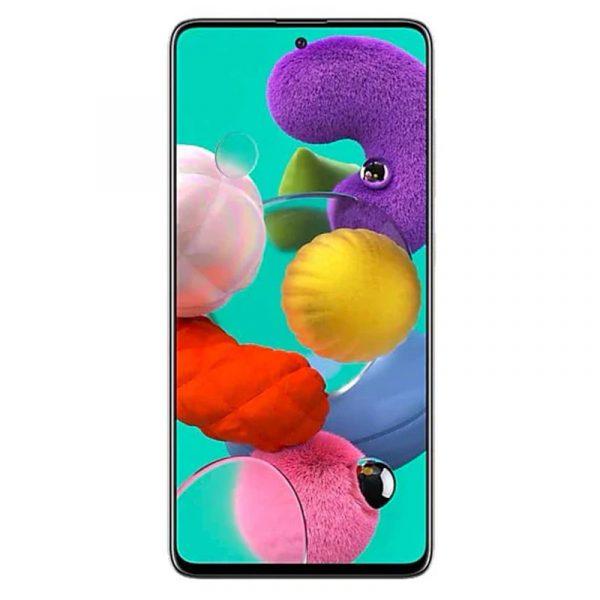 Смартфон Samsung Galaxy A51 (2019) 4/64 Gb White (белый)-4