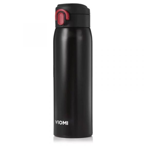 Термос Xiaomi Viomi Stainless Vacuum Cup 460mL Black (Черный)-1