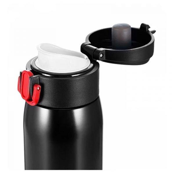 Термос Xiaomi Viomi Stainless Vacuum Cup 460mL Black (Черный)-3