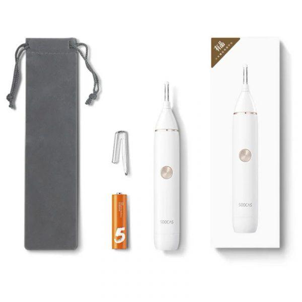 Триммер для волос Xiaomi Soocas N1 White (белый)-4
