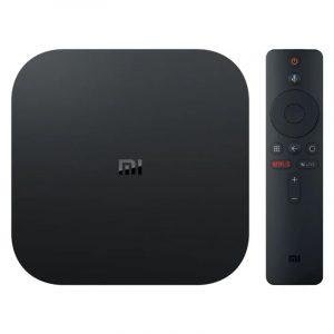 ТВ Приставка Xiaomi Mi Box S Black (черный)