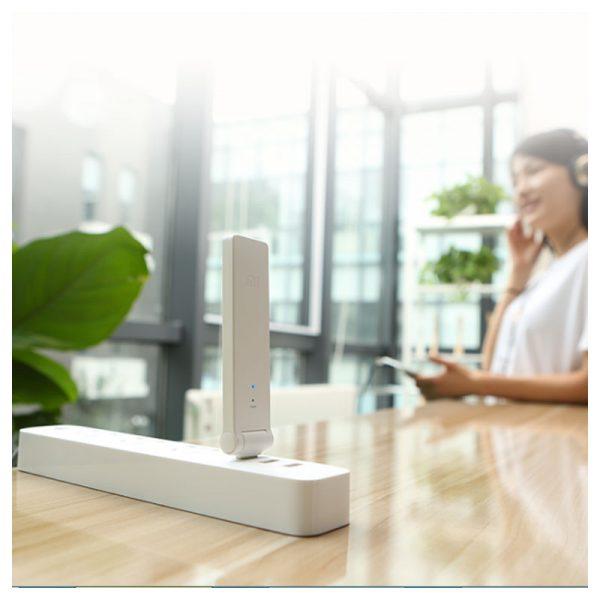 Wi-Fi усилитель сигнала(репитер) Xiaomi Mi Wi-Fi Amplifier 2 White (белый)-7