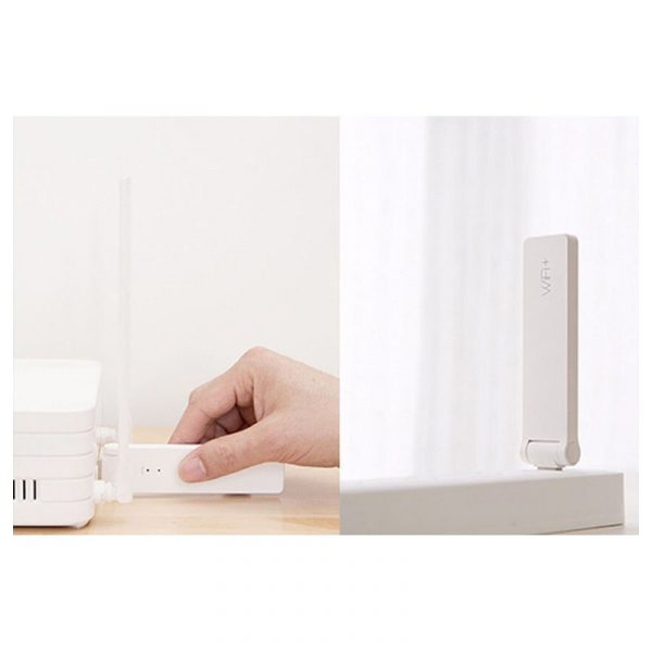 Wi-Fi усилитель сигнала(репитер) Xiaomi Mi Wi-Fi Amplifier 2 White (белый)-5