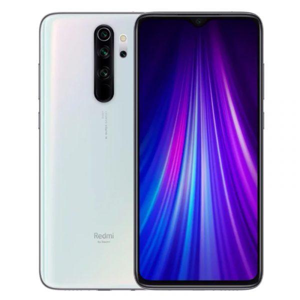 Смартфон Xiaomi Redmi Note 8 Pro 6/128Gb White (белый)
