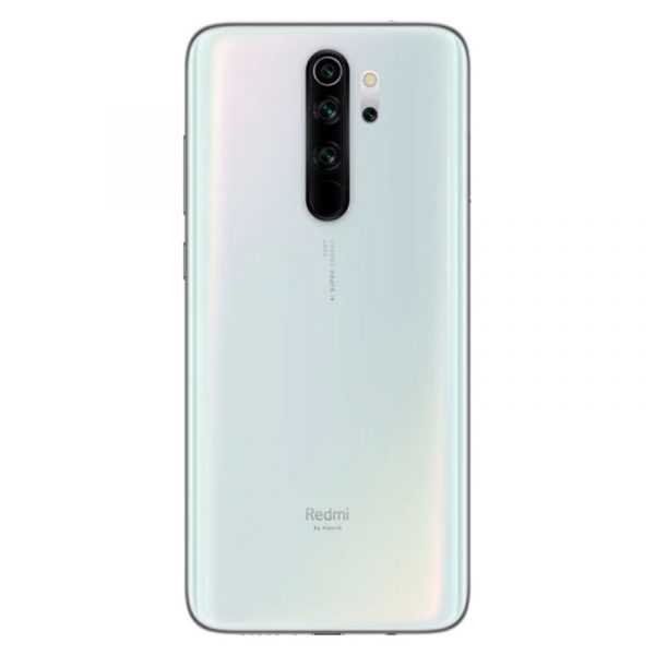 Смартфон Xiaomi Redmi Note 8 Pro 6/64Gb White Белый-2
