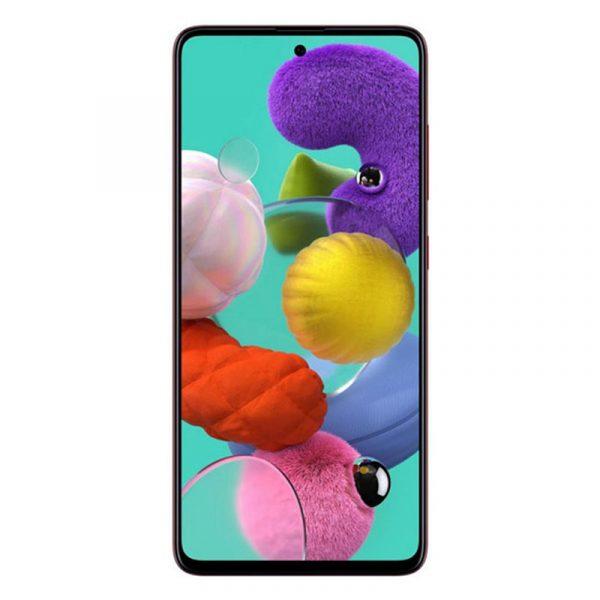 Смартфон Samsung Galaxy A51 (2019) 4/64Gb Red (красный) - 1