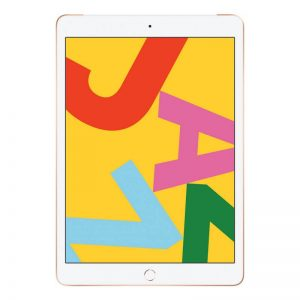 Apple iPad 10.2 Wi-Fi 32Gb 2019 Gold-2