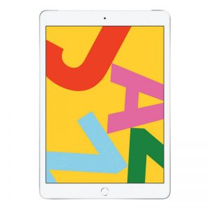 Apple iPad 10.2 Wi-Fi 32Gb 2019 Silver-2