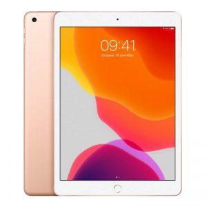Apple iPad 10.2 Wi-Fi+ Cellular 32Gb 2019 Gold-1