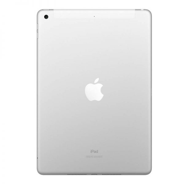Apple iPad 10.2 Wi-Fi + Cellular 32Gb 2019 Silver-4