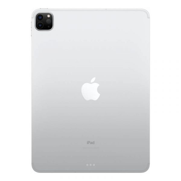 Планшет Apple iPad Pro 11 Wi-Fi 512GB (2020) Silver (серебристый) - 1